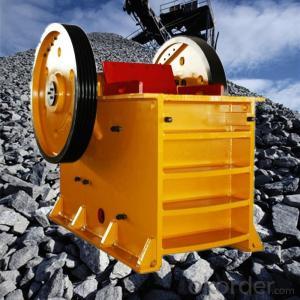 Stone Jaw Crusher PEX250*750 15-30 t/h Mini