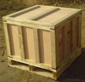Various Specifications and Types of Wood Packaging Materials