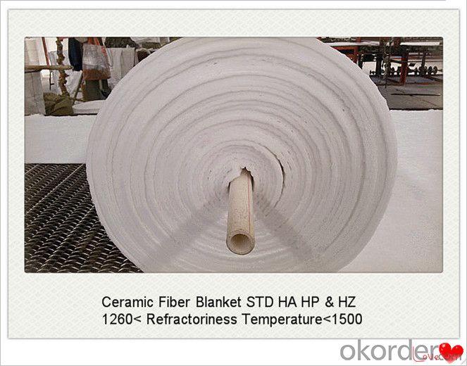 1000c Ceramic Fiber Wool Blanket for Hot Blast Stove Made In China