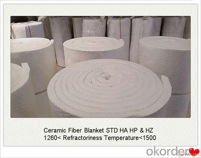 1260c Ceramic Fiber Blanket for Hot Blast Furnace Made In China