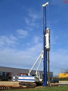 KLU32-800 Bored Pile Drilling Rig for Sale