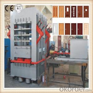 Hydraulic Heat Hot Press Machine for Doors