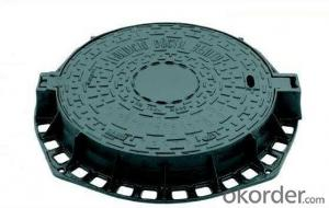 Manhole Cover Cast Iron High Quality for Sale