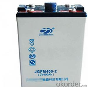 Colloid  Storage  Battery  JGFM  series 2 V 400Ah