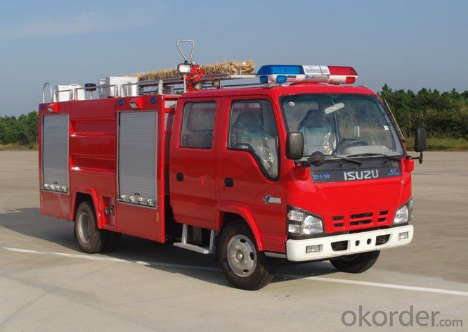 Fire Fighting Truck  Dfac 4*2 Rhd/LHD (Water and Foam) (EQ1141)