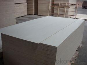 E0 E1 Comercial Plywood Film Faced Plywood