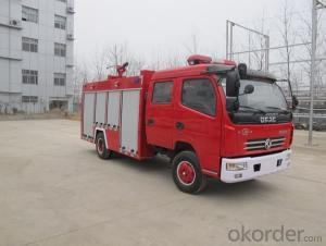 Fire Fighting Trucks 150-250HP 4*2