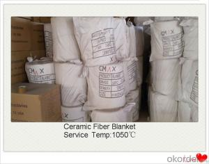 Ceramic Fiber Blanket With Carton In Container for Coke Oven Door Made In China