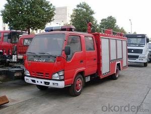 Fire Truck Water and Foam (EQ1141)