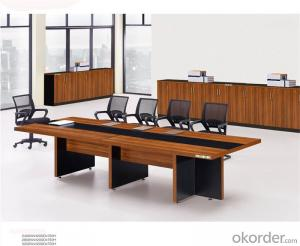 Office Desk Furniture for Meeting of MDF Material