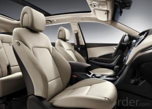 Pattern Embossed PVC Leather Material for Car