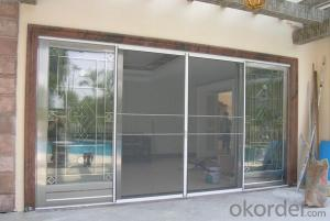 Fiberglass Door Insect Screen Mesh with Good Quality