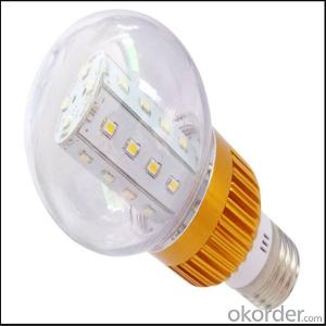 Led Lighting Strips TUV CUL UL Bulb Corn E27 E14 6w 9w 27w Ip65 360 Degree