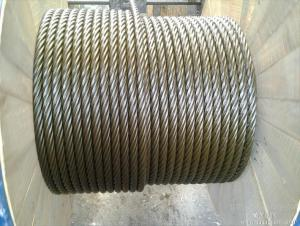 Wire Rope with Critical Applications