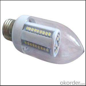 Led Street Lighting TUV CUL UL Bulb Corn E27 E14 6w 9w 27w Ip65 360 Degree