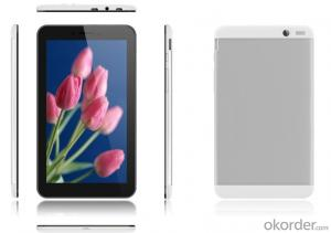 7 inch MTK8312 Dual Core Tablet PC with Great Design