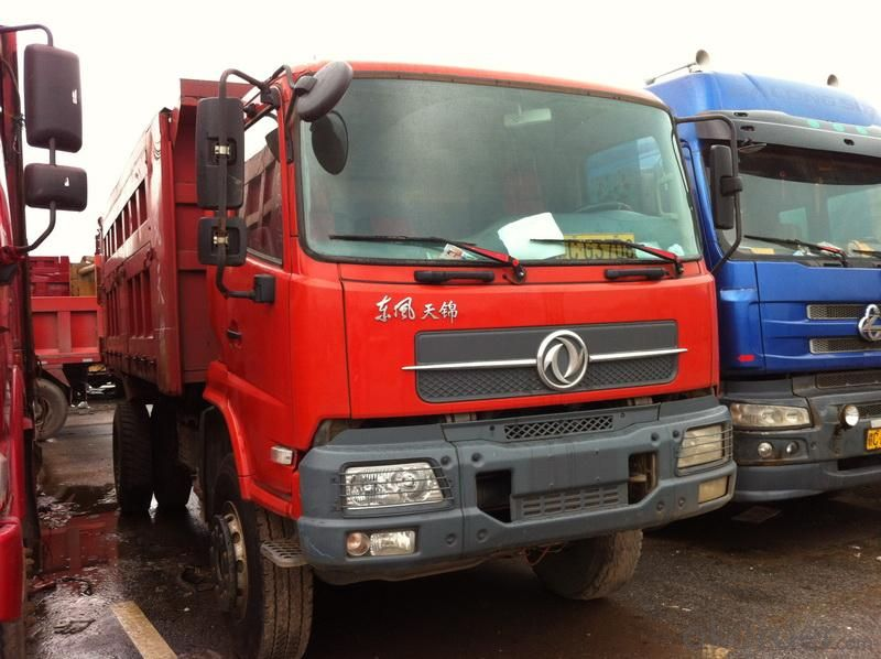 Tipper Dump Truck 6X4 340HP with Mercedes  Technology