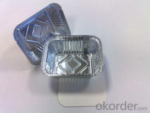 68mm Aluminum foil lids for sealing yoghurt cup