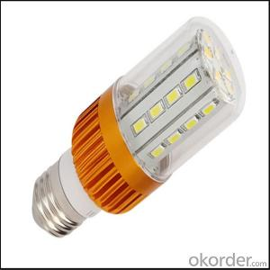 12v Led Light TUV CUL UL Bulb Corn E27 E14 6w 9w 27w Ip65 360 Degree