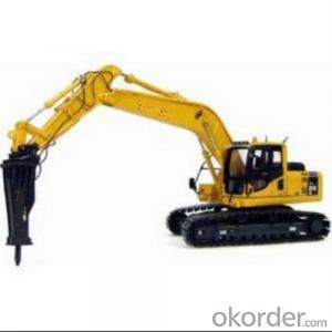 Excavator Hydraulic Breaker with Better Quility Safe