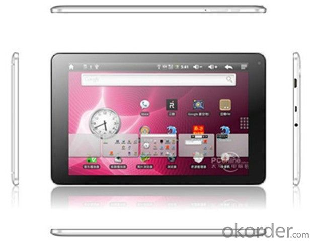 MTK8382 Quad Core 10.1inch 3G Tablet PC Capacitive Touch Screen LCD 1280*800 IPS G+G RAM+ROM 1G+8GB