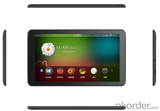 Best Cheap 10.1 inch Wifi Only Quad Core Tablet PC RAM+ROM 1G+8GB