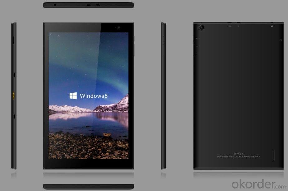 10.1 inch  Tablet PC Z3735F Intel Baytrail-T CR Quad core 1.33GHz  LCD 16:9  800*1280 IPS G+G