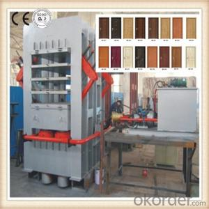Position- limit Control Composite Door Machinery Press Machinery