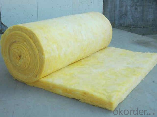Excellent Insulation Glass Wool For Steel Building Roofing and Wall Partition Isolation