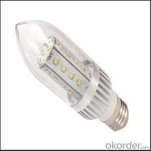 Green Led Light TUV CUL UL Bulb Corn E27 E14 6w 9w 27w Ip65 360 Degree