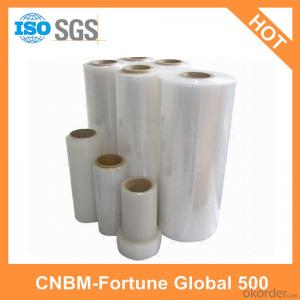 PE Stretch Film Jumbol Roll SGS Certificate