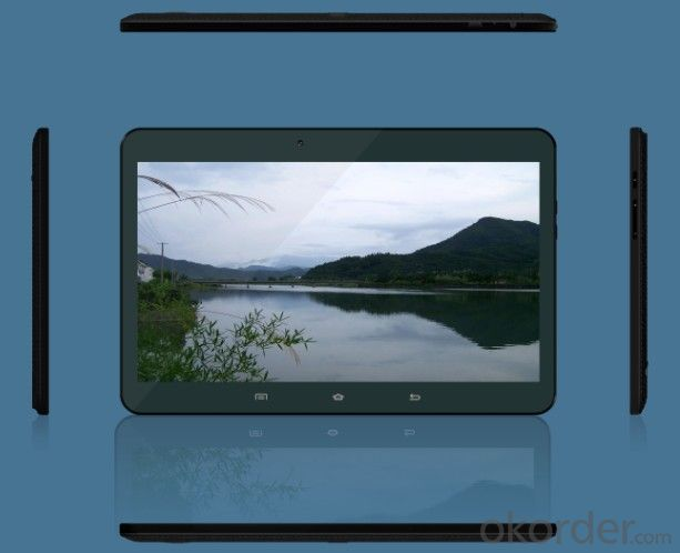 Best Cheap 10.1inch 4G LTE Quad Core Tablet PC RAM+ROM 1G+8GB Black Color
