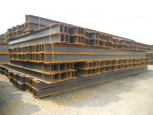 Hot Rolled Structural Steel H Beam  JIS 3192