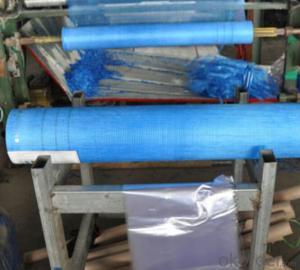 145 GR/M2 Fiberglass Mesh Cloth, Blue Colour, High Tensile Strength