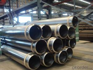 Seamless steel pipe a variety of high quality API