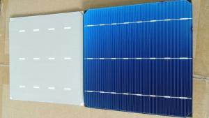 Solar Cells 156mm*156mm B Grade Low Price