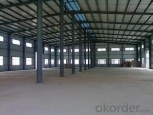 Steel Structure Workshop And Steel Structure Warehouse With High Quality