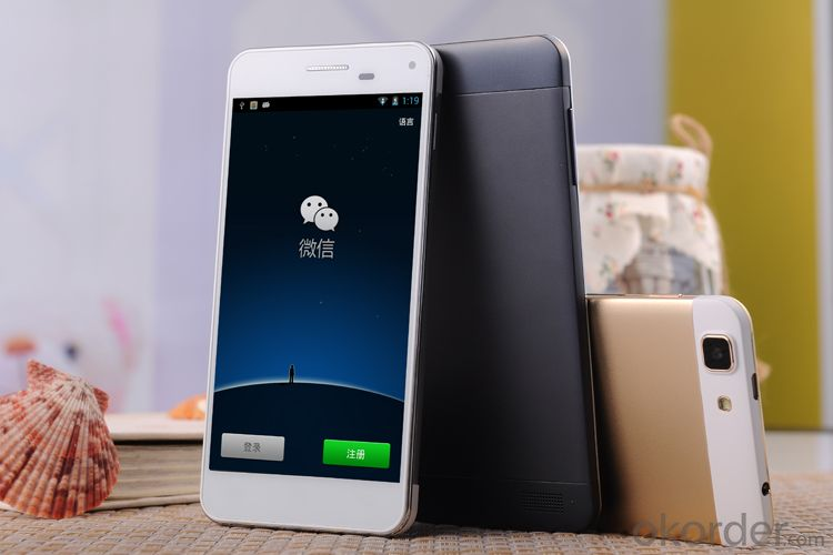 4G Lte Smartphone Octa Core 5.5 Inch with FHD Display