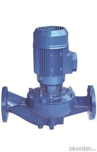 Cryogenic Centrifugal Pump with Single Stage and Suction