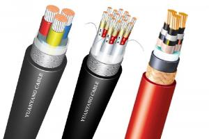 PE Copper / Insulated/Copper/ Rubber Cable