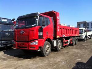 Dump Truck 6X4 LHD Diesel Engine Zz3257