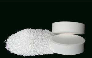 Trichloroisocyanuric Acid(TCCA) cas no. 87-90-1 Biocide/Germicide/Bactericide Water Treatment
