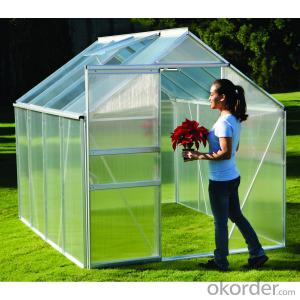 Greenhouse Price Aluminum Alloy Structure