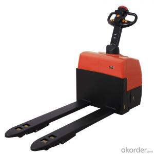 Electric Pallet Truck 2t with Stable Performance