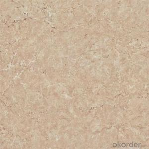 Polished Porcelain Tile The Pilate Yellow Color CMAX SB4606
