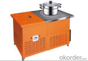 Multifunctional Biomass Pellet Cooking Stove