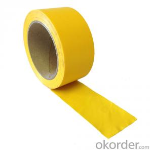 Floor Tape Yellow Floor Tape Model GXH068
