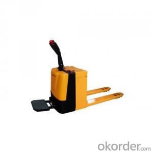 Electric Powered Pallet Truck Cbd15D Series New Type