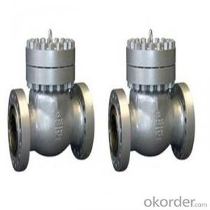Dual Plate Wafer Check Valve/Oblea de Doble Placa Valvula de Retencion