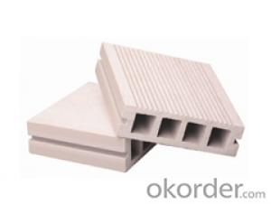 Composit Decking for Outdoor Plastic Clips/WPC Flooring
